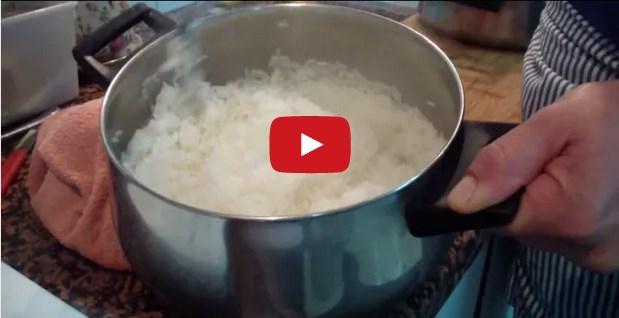 איך להכין אורז