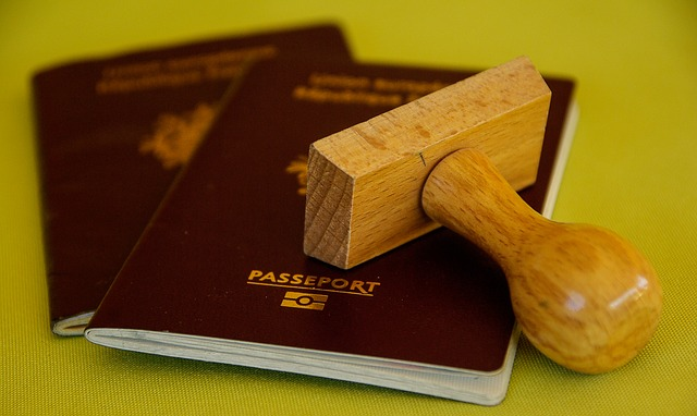 הוצאת דרכון