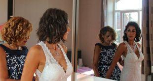 איך לבחור שמלה לחתונה של הבת