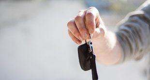 שגפול מפתח לרכב