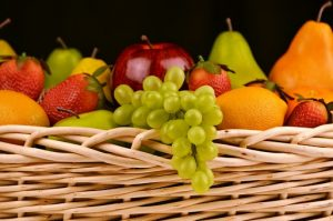 בחירת סלסלת פירות