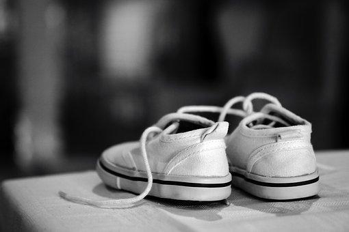 בחירת נעלי טרום הליכה